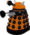 "Doctor Who - Scientist Dalek Titans 6.5"" Vinyl Figure - Ozzie Collectables"