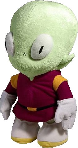 Futurama - Kif Plush - Ozzie Collectables