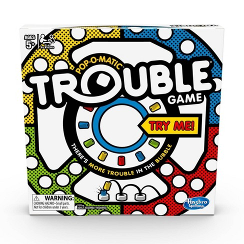 Pop-O-Matic Trouble Games