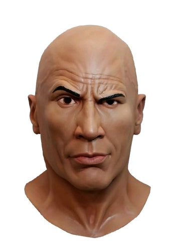 WWE - The Rock Mask - Ozzie Collectables