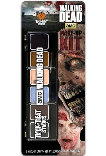 The Walking Dead - Make-up Kit - Ozzie Collectables