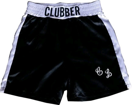 Rocky 3 - Clubber Lang Boxing Trunks - Ozzie Collectables