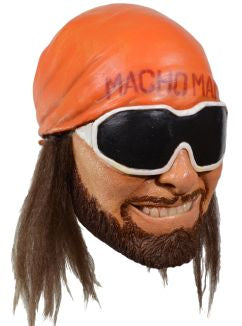 WWE - Randy Macho Man Savage Mask - Ozzie Collectables
