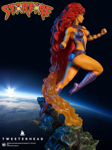 Teen Titans - Starfire Maquette - Ozzie Collectables