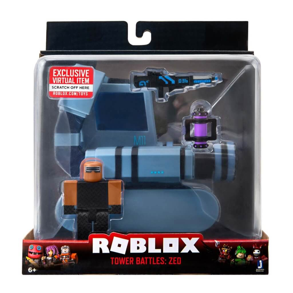Images Of Roblox Toys Roblox Feature Vehicle Tower Battles Zed Wave 8 Ozzie Collectables