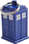 Doctor Who - TARDIS Emergency Fund Keychain - Ozzie Collectables