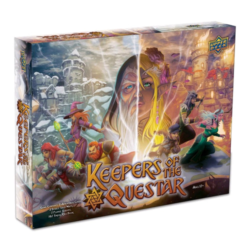 Keepers of the Faith - Board Game