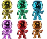 Chrome Thanos Bundle - 6 POP! Vinyls