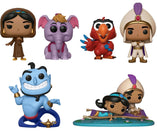 Aladdin S2 Bundle - 5 POP! Vinyls and 1 Movie Moment POP! Vinyl