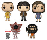 "Stranger Things Bundle - 4 POP! Vinyls and 1 10"" POP! Vinyl"