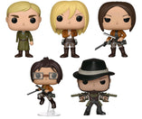 Attack on Titan Bundle - 5 POP! Vinyls
