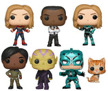 Captain Marvel Bundle - 7 POP! Vinyls