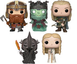 Lord of the Rings S2 Bundle - 5 POP! Vinyls