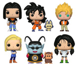 Dragon Ball Bundle - 6 POP! Vinyls