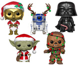 Star Wars Holiday Bundle - 5 POP! Vinyls