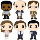 The Office Bundle - 6 POP! Vinyls