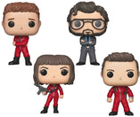 Money Heist Bundle - 4 POP! Vinyls