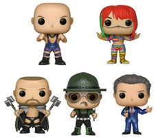 WWE Bundle - 5 POP! Vinyls