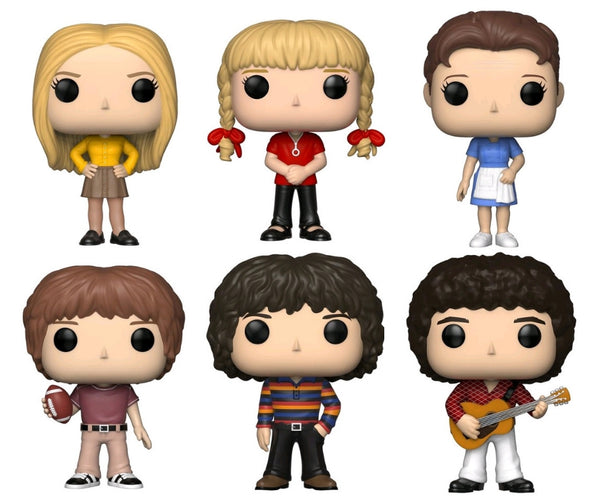 Brady Bunch Bundle - 6 POP! Vinyls - Ozzie Collectables