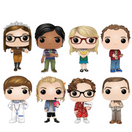 Big Bang Theory Bundle - 8 POP! Vinyls