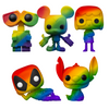 Rainbow Pride 2021 Bundle - 5 POP! Vinyls