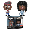 Coming to America - Prince Akeem and Randy Watson Vynl. 2018 New York Fall Convention Exclusive - Ozzie Collectables