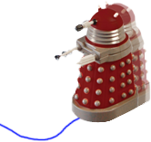 Doctor Who - Dalek Line Tracker - Ozzie Collectables