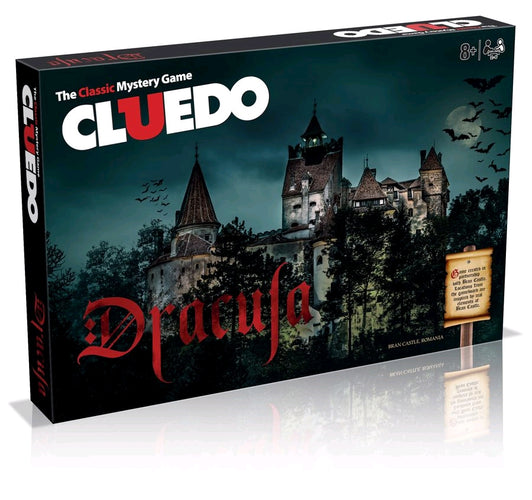 Cluedo - Dracula Edition - Ozzie Collectables