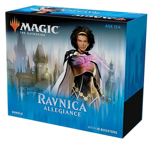 Magic the Gathering - Ravnica Allegiance Bundle - Ozzie Collectables