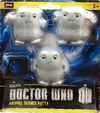 Doctor Who - Adipose Putty Stress Toy Pack - Ozzie Collectables
