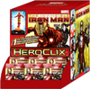 Heroclix - Marvel Invincible Iron Man (Gravity Feed of 24) - Ozzie Collectables