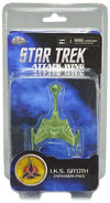 Star Trek - Attack Wing Wave 0 IKS Gr'oth Expansion Pack - Ozzie Collectables