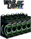 Heroclix - DC Comics War of Light Wave 1 Booster Brick (Brick of 10) - Ozzie Collectables