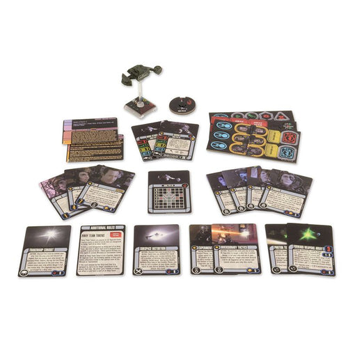 Star Trek - Attack Wing Wave 6 Soong Expansion Pack - Ozzie Collectables