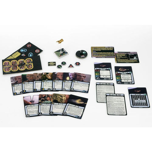 Star Trek - Attack Wing Wave 18 Quark's Treasure Expansion Pack - Ozzie Collectables