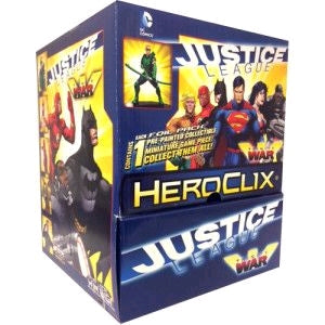 Heroclix - DC Comics Justice League Trinity War (Gravity Feed of 24) - Ozzie Collectables