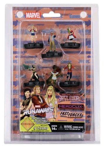 Heroclix - Secret Wars Battleworld Fast Forces 6-pack - Ozzie Collectables