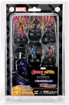 Heroclix - Avengers Black Panther and Illuminati Fast Forces 6-pack - Ozzie Collectables