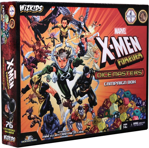 Dice Masters - X-Men Forever Campaign Box - Ozzie Collectables