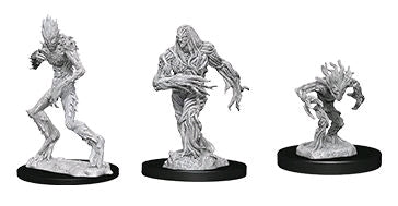 Dungeons & Dragons - Nolzur's Marvelous Unpainted Minis: Blights - Ozzie Collectables