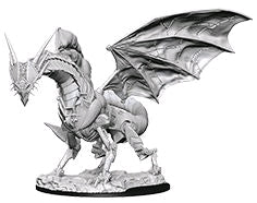 Pathfinder - Deep Cuts Unpainted Clockwork Dragon - Ozzie Collectables