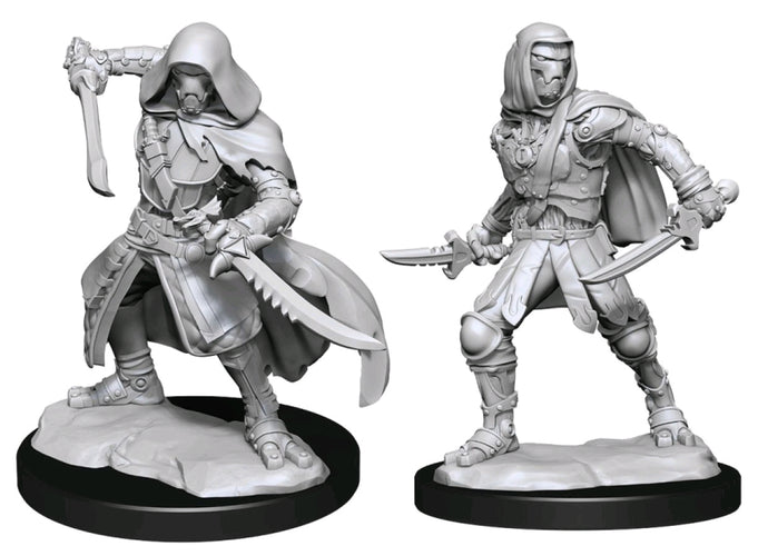 Dungeons & Dragons - Nolzur's Marvelous Unpainted Miniatures: Warforged Rogue