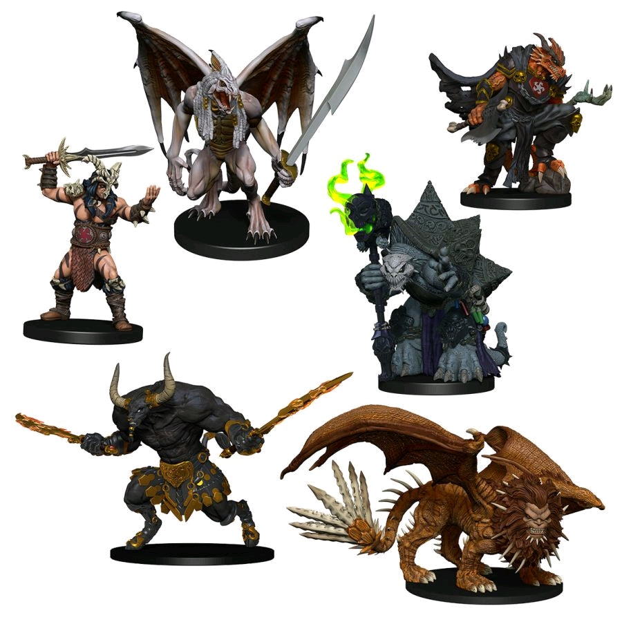 Dungeons Dragons Icons Of The Realms Descent Into Avernus Arkhan The Cruel The Dark Order Ozzie Collectables Arkhan, also known as arkhan the cruel, is a dragonborn paladin/barbarian. dungeons dragons icons of the realms descent into avernus arkhan the cruel the dark order