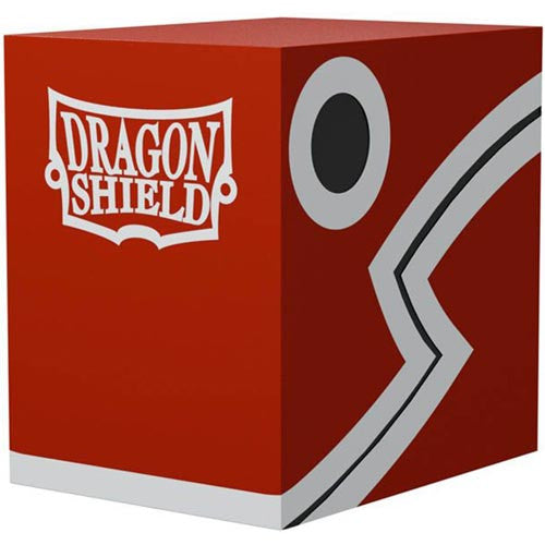 Deck Box Dragon Shield Double Shell - Red/Black
