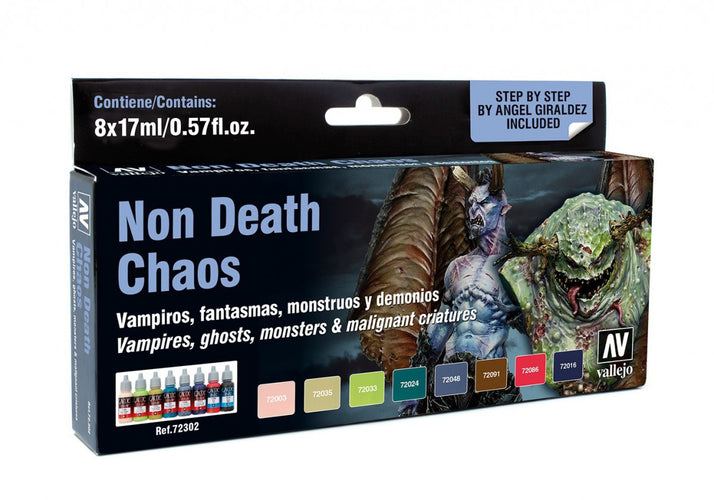 Vallejo Game Colour Non death Chaos - Ozzie Collectables