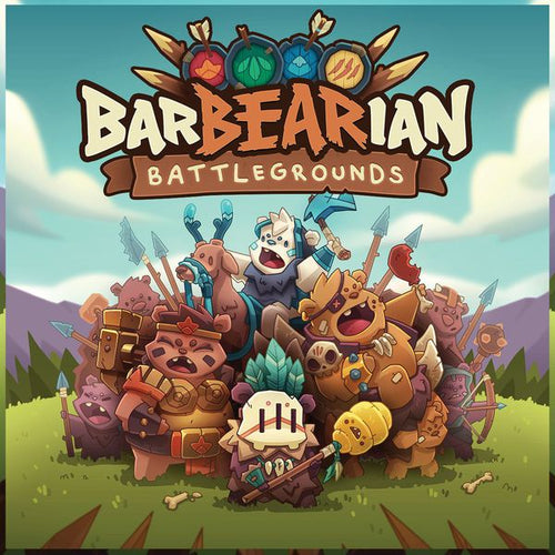 BarBEARian Battlegrounds - Ozzie Collectables