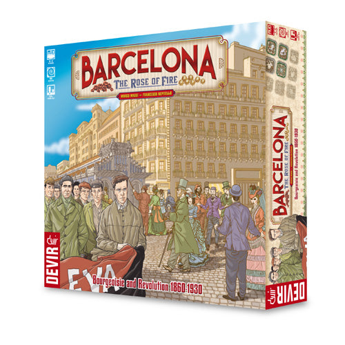 Barcelona - Ozzie Collectables