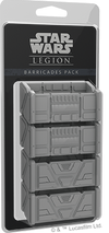 Star Wars Legion Barricades Pack - Ozzie Collectables