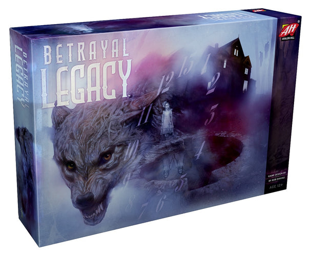 Betrayal At House On The Hill Legacy - Ozzie Collectables
