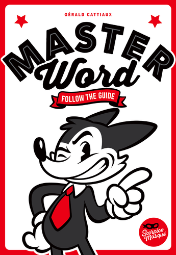 Master Word Follow the Guide - Ozzie Collectables